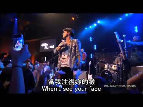 火星人布魯諾Bruno Mars _ Just The Way You Are現場【中英文字幕】
