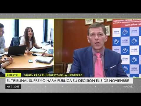 Intervención de ADICAE en Madrid Directo