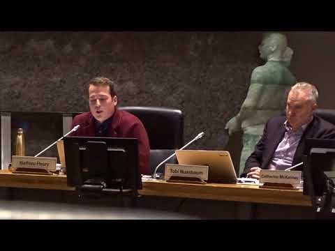 Mathieu Fleury on Salvation Army Mega Shelter-the vote-Ottawa City Council-2017