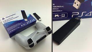 Überteuertes Plastik? - Hilfe für dich! - PS4 USB Wireless Adaptor - Anleitung  - Dr. UnboxKing