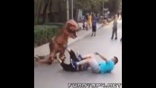Funny Video Hilarious Scary Prank - Hahaha