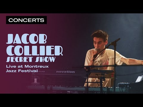 Jacob Collier - On Broadway (George Benson) Live At Montreux Jazz Festival  • NOW ON QWEST TV !