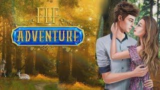 Elf Adventure #11 Странности Игры История Любви - Фэнтези Игры про Эльфов #Mary games