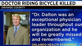 Orlando cardiologist hit and killed in crash