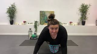 Lower Body Stretch & Tension Release 15 minutes