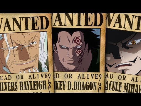 Top 10 Highest Unknown Bounties In One Piece 2019 (Chapter 930+)