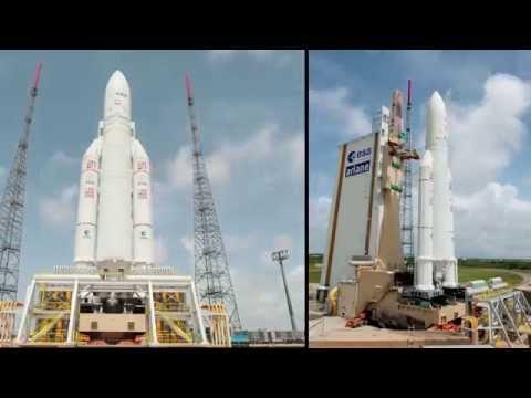 Ariane 5 Flight VA 213