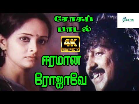 Eeramana Rojave || ஈரமான ரோஜாவே  ||  K. J. Yesudas, S. Janaki || Love Sad H D Video Song