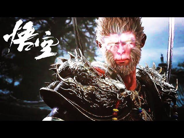 Black Myth: Wu Kong (видео)
