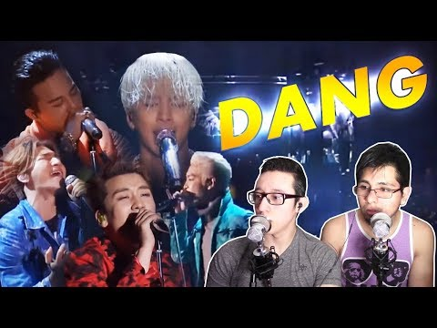 GUYS REACT TO BIGBANG Tell Me Goode  2015