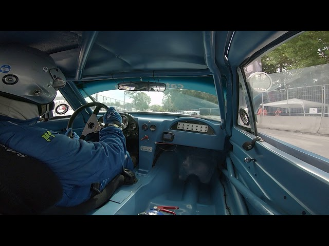 Corvette Grand Sport Copenhagen Historic Grand Prix 2019