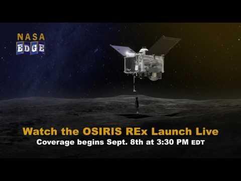 NASA EDGE Live Stream