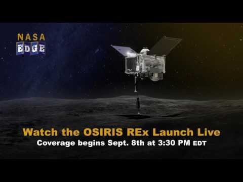 NASA EDGE Live Stream