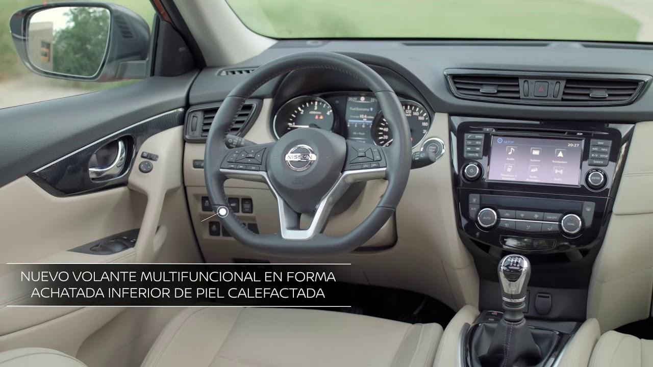 Nuevo Nissan X-TRAIL- Diseño Exterior e Interior - YouTube
