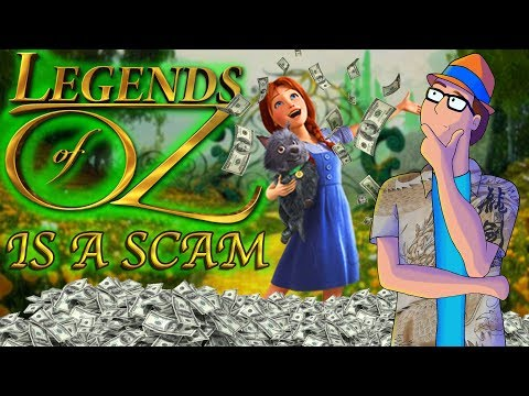 The History Of Legends Of Oz: Animation's Biggest Scam