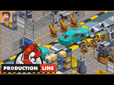 Let's Play - Production Line