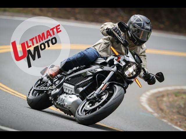 2020 Harley-Davidson LiveWire First Ride Review | Ultimate Motorcycling