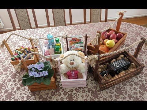 Декоративные ящики для цветов своими руками