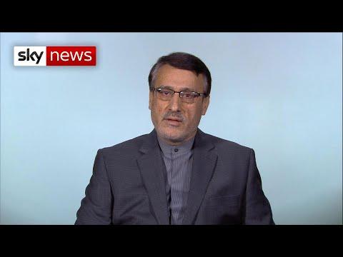 Interview: Iranian ambassador defends uranium enrichment