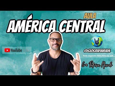 América Central - Geografiairada.com