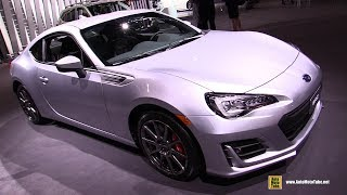 2019 Subaru BRZ - Exterior and Interior Walkaround - 2019 Chicago Auto Show
