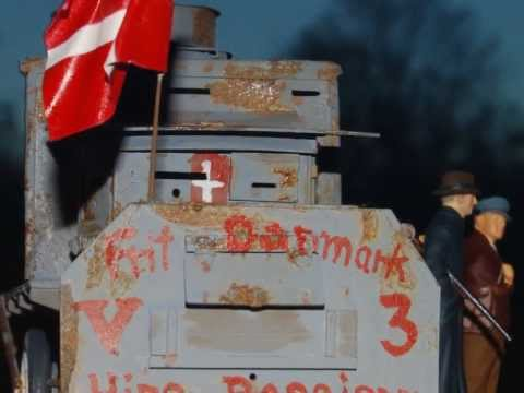 """V3 """"Holger Danske"""" Armored Car"""