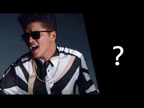 What is the song? Bruno Mars #1
