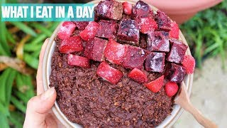 WHAT I EAT IN A DAY | Delicious, Healthy, Easy!