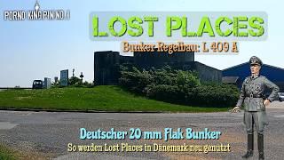 ★ Lost Places (Deutscher 20 mm Flak Bunker   Regelbau: L 409 A)