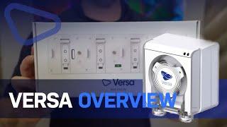 Meet The Versa Peristaltic Pump: VX-1, VX4, and VXB-1