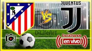 ⚽ Atletico Madrid 2 - 2 Juventus ⭐                    Fase de Grupos