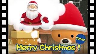 [Pororo Mini Movie] Ep8 Merry Christmas! Happy Holiday! | Kids movie | Animated Short | Pororo