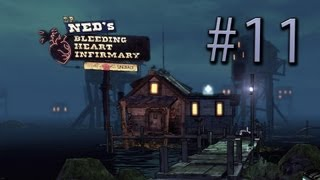 Borderlands DLC: The Zombie Island of Dr. Ned - Episode 11 ( ANOTHER LEGENDARY )