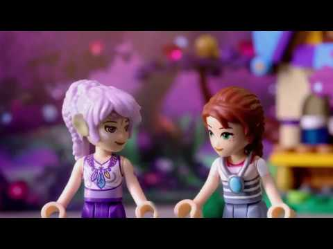 How will you build YOUR story? - LEGO Elves - Part 1 of 2 - YouTube