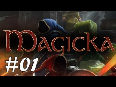 Magicka #01 [The Three Musketeers]