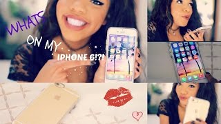 What's on my IPHONE 6!!!!!! Thumbnail