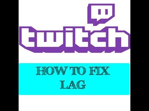 Twitch Buffer Fix