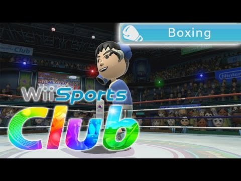 Wii Sports Club [Wii U] - Boxe