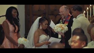 The Best Ebony Bride Wedding Video New Orleans, La. B. Bryant Productions