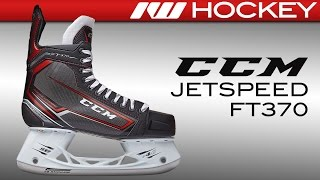 CCM Jetspeed FT370 Skate Review