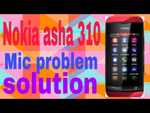Nokia Asha 310 Mic Problem