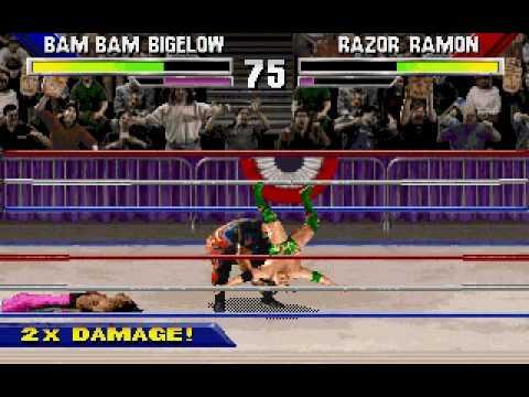 WWF Wrestlemania Video Game