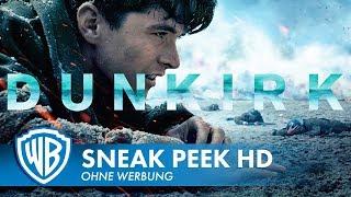 DUNKIRK - 8 Minuten Sneak Peek Deutsch HD German (2017)