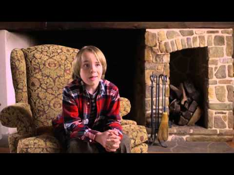"""The Visit: Ed Oxenbould """"Tyler"""" Behind the Scenes Movie Interview"""