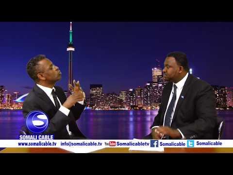 Todobaadka iyo Toronto waraysi Murasha xilka duqa magaalada Kismayo Cabiwali Axmed Warsame