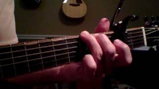 Billy Dean- Somewhere In My Broken Heart, guitar lesson