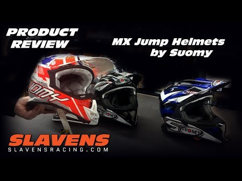 Suomy MX Jump Helmets - Product Review