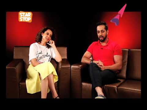 Simran - Exclusive Interview | Kangana Ranaut | B4U Star Stop