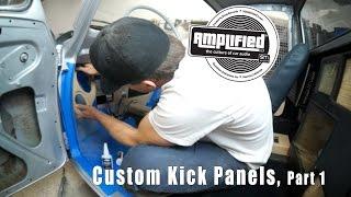Sunflash Kick Panels, part 1