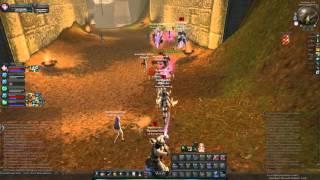 Hel Aika Online PVP on 9-25-15 at 2:42PM, Defending Against Musp Pt 3